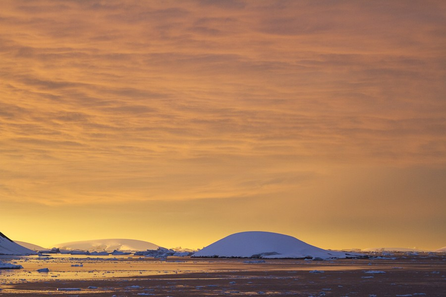 Ode to Caspar David Friedrich pt II, Lemaire Channel, Antarctica
