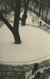The Vert-Galant in Winter: Andre Kertesz