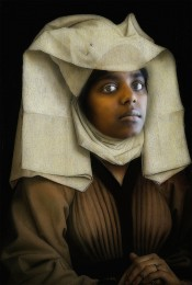 Portrait of a Woman with Linen Wimple