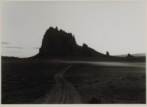 Road, Shiprock, New Mexico