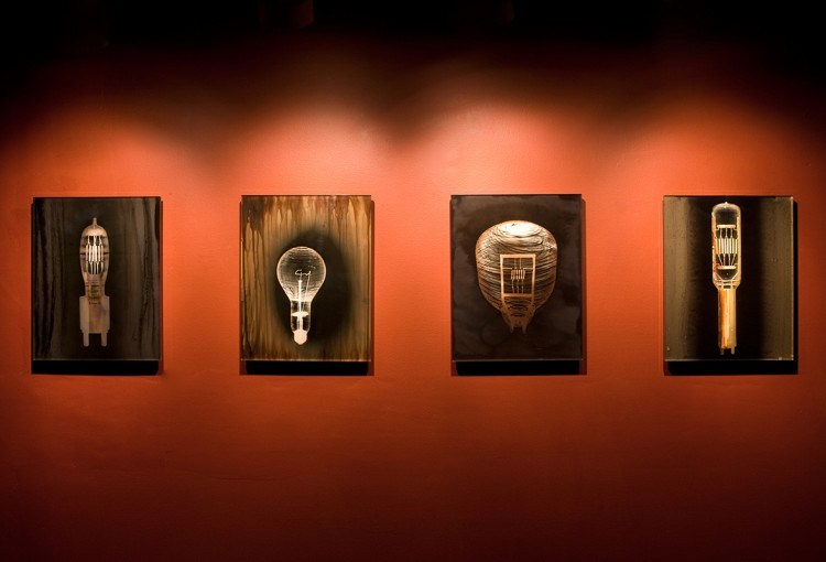 Bright Ideas Installation View