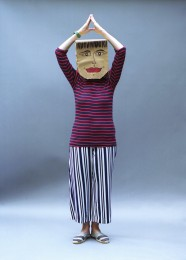 Amy In Stripes
