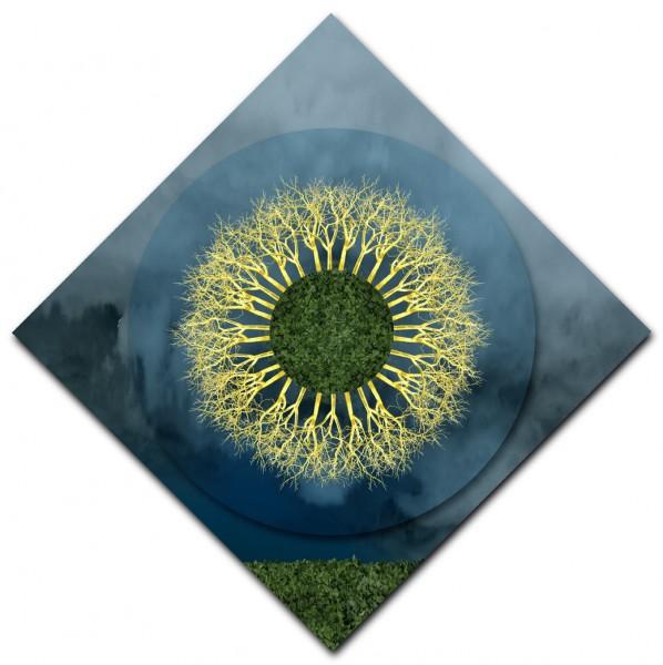 Field of Gold Mandala – DIAMOND ORIENTATION