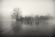 Morning Fog, Italy