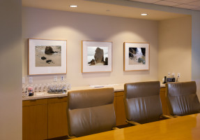Corporate Boardroom, Newport Beach: Photographs by Jim Collum