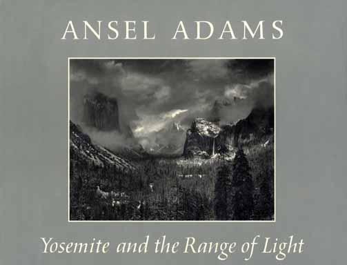 Yosemite and the Range of Light, Ansel Adams