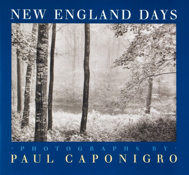 New England Days, Paul Caponigro