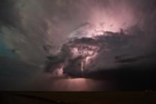 Illuminated 20:59 CST, Big Springs, NE