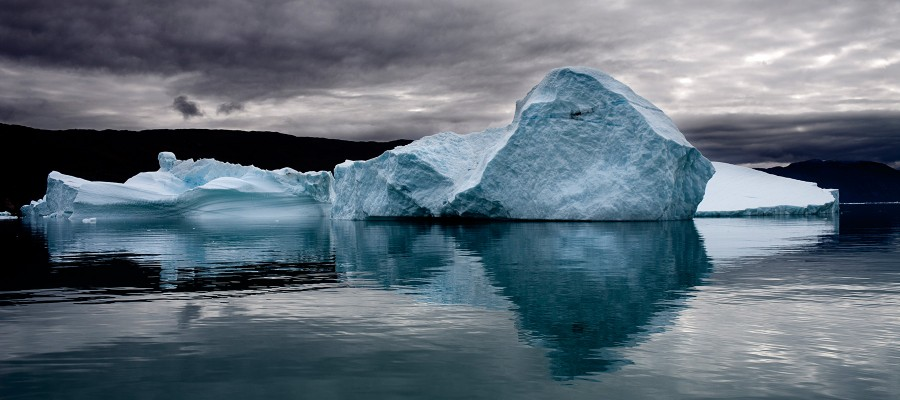 Iceberg Reflected