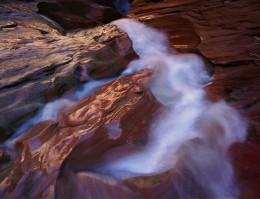 Cascade Coyote Creek, Utah