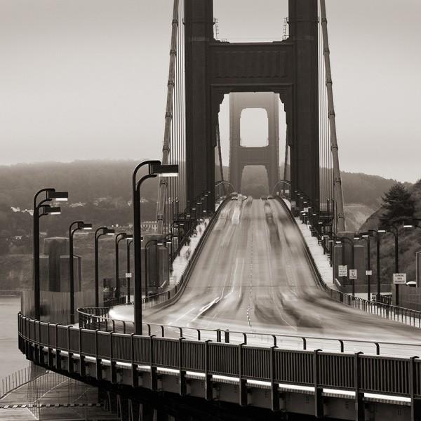 Across The Golden Gate Bridge (A)