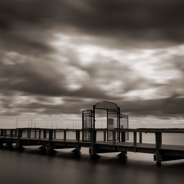 Dock at Hyannis, Cape Cod (Not Available)
