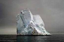 Stranded Iceberg, Cape Bird