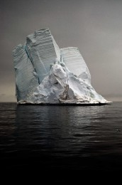 Stranded Iceberg I (v) Cape Bird