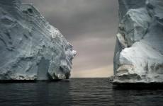 Stranded Iceberg Detail II, Cape Bird