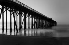 San Simeon Pier Sunrise