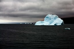 Grounded Iceberg, East Greenland