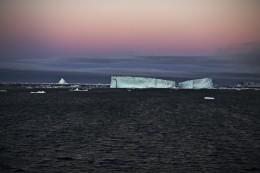 Rainbow Evening Sky, East Greenland