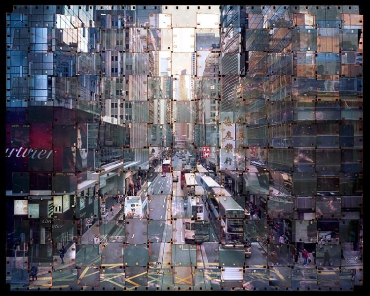 Queen's Road, Hong Kong (Textus #034-1)