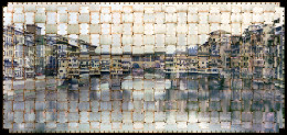 Ponte Vecchio, Florence, Italy (Textus #089)