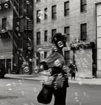 Bubbleman, NY