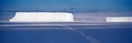 Walking to the Iceberg, Cape Washington