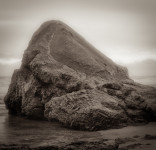 Haystack, Greyhound Rock Beach