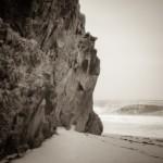 Surf & Cliff I, Garrapata
