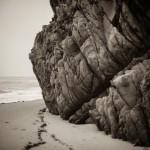 Surf & Cliff II, Garrapata