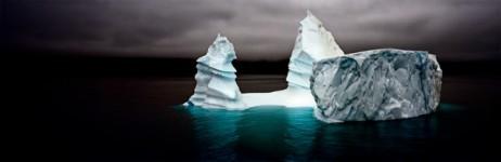 Grand Pinnacle Iceberg, East Greenland