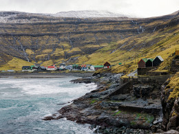 Tjornuvik, Streymoy, Faroe Islands
