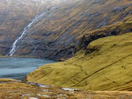 Homestead, Saksun, Faroe Islands