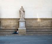 Sabina, Loggia del Lanzi, Florence