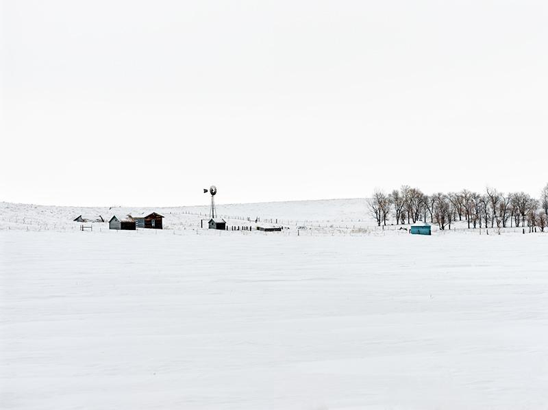 Eight Below, McHenry County, North Dakota