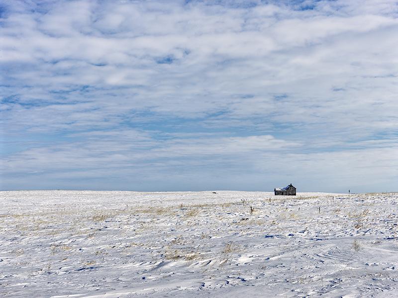 Abandoned Homestead, Montrail County, North Dakota