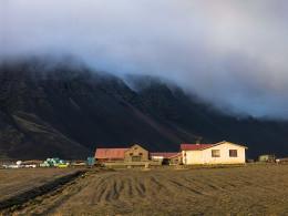 Farmstead, Stokksnes, Iceland