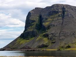 Fisherman's House, Kalbaksa Fjord, Iceland
