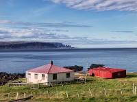 Shore Dwelling, Bardastrander, Iceland