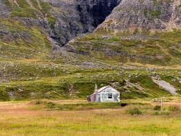 Abandoned House, Bjarnafjord, Iceland