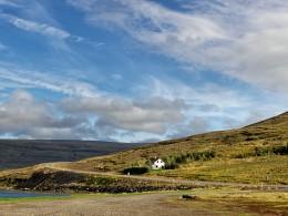 Homestead, Osafjordur, Iceland