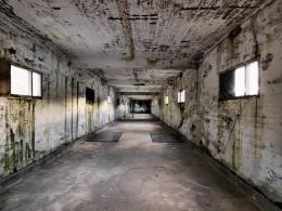 Abandoned Herring Factory, Djupavik, Iceland