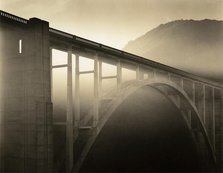 Bixby Bridge, Monterey