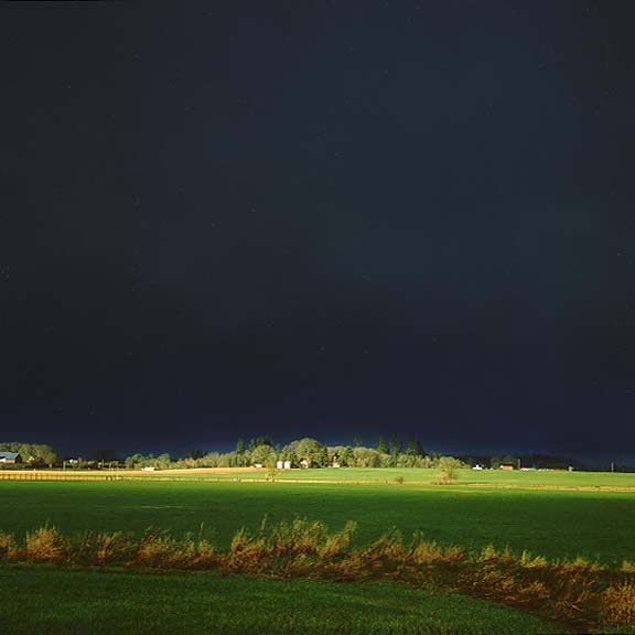 Morning Storm, Oregon