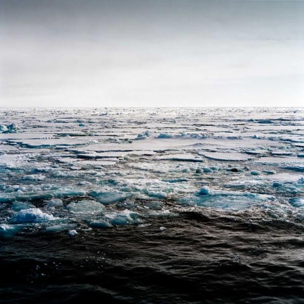 Where the Drife Ice Begins I, Arctic Ocean