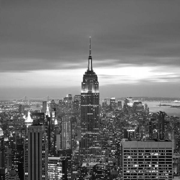 Manhattan Twilight, NYC