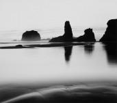 Oregon Coast, Sunset**
