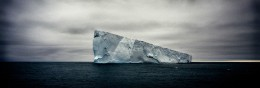 Giant Non Tabular Iceberg (Wedge), Weddell Sea (A)