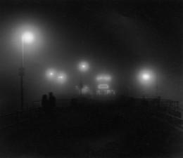Ruby's Diner, Fog