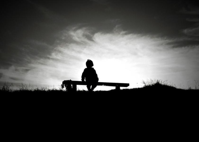 Boy Alone by Deborah Parkin | Susan Spiritus Gallery