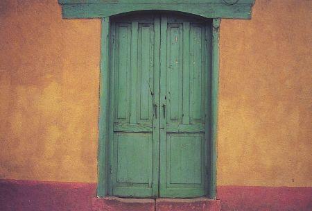 Turquoise Lintel, Guatemala